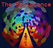 The Muse Lego Resistance by naomibridges13
