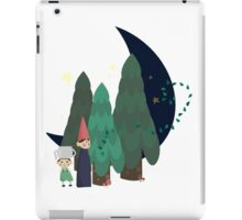 wirt and greg iPad Case/Skin