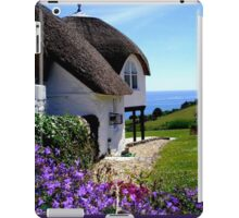 English Cottage iPad Case/Skin