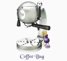 Coffee Bug Illustration by shanmclean