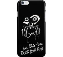 The Babadook V.2 iPhone Case/Skin