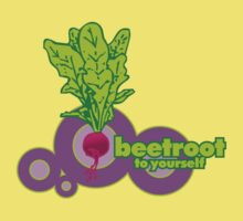 beetroot to yourself by ais1bis2etc