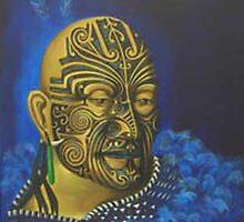 Ta Moko No:1 by suemartin