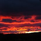 """Firey Sky"" at Gungahlin (Australian Capital Territory) by eucumbene"
