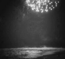 Ocean Fireworks by binnorie