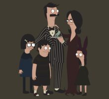Addams' Family Burgers by ace-oddity
