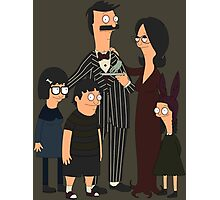 Addams' Family Burgers Photographic Print