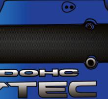 Honda H22 Valve Cover - Blue Sticker