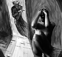 Fear and Despair: Nosferatu by Mathew Reed