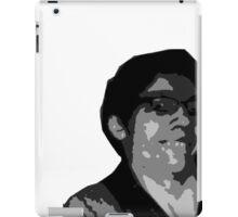 The Recliner Cast Logan! iPad Case/Skin