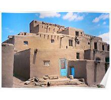 Taos Pueblo © Poster