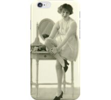 By the Mirror iPhone Case/Skin