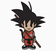 Kid Goku Design by dvdcartoonz