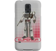 Superior Entertainment System Samsung Galaxy Case/Skin