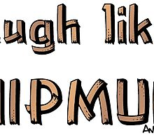 Chipmunk Laugh by Creativity for S4K