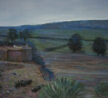 country-side Morocco by Abdellatif Ouali