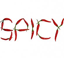 Spicy In Chillies by nicholaspr