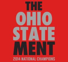 The Ohio State MENT National Champions 2014-2015 shirt sweatshirt and more T-Shirt