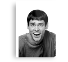 Jim Carrey from Dumb and Dumber Metal Print