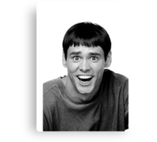 Jim Carrey from Dumb and Dumber Canvas Print
