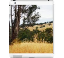 Summer Golds iPad Case/Skin