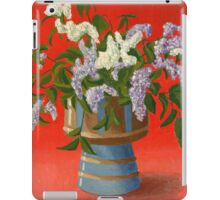 Lilac bouquet iPad Case/Skin
