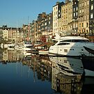 honfleur  by dinghysailor1