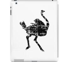 Ostrich Vintage iPad Case/Skin