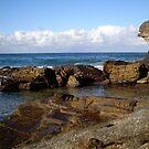 Warriewood Beach by Vee T