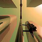 UPward... by Julian Escardo