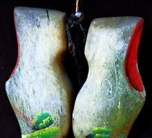 old clogs by RobAnthony
