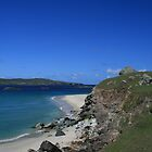 Inishbofin Beach by Donal O Faogain