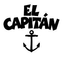 El Capitán Anchor Photographic Print