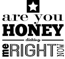 Honey Dicking w/ Star by iamtheallspark