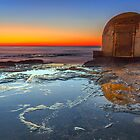 The Pump House - Newcastle NSW Australia by Beth  Wode
