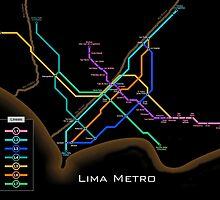 Lima Metro  by David  Perea