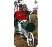 The Jolly Swagman iPhone Case/Skin