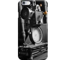 Antique Film Projector iPhone Case/Skin