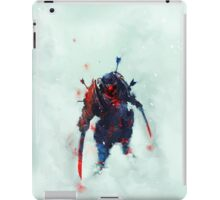 Samurai Spirit II iPad Case/Skin