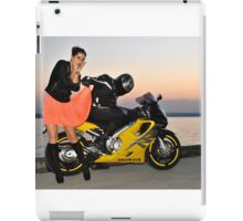 Oups! iPad Case/Skin