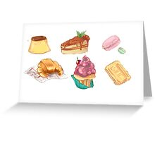 Confection  Greeting Card