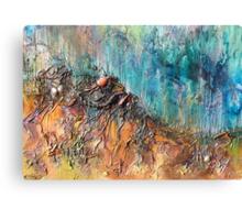 Treasures Unburied Canvas Print