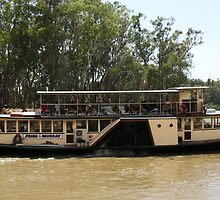 Pride of the Murray by Tony Waite-Pullan