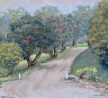 Out Tumut Way by Ingrid Russell