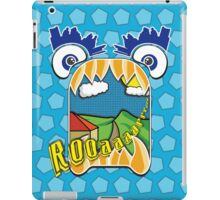 The Valley of Monsters iPad Case/Skin