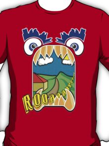 The Valley of Monsters T-Shirt