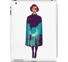 The night is yours iPad Case/Skin