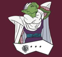 Piccolo Facepalm - Dragon Ball Z by ciccioDeeamci