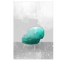 Womb Chair Photographic Print