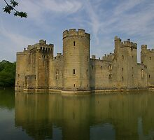 Bodiam Castle by psgdragon